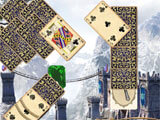 Jewel Match Solitaire 2 challenging level