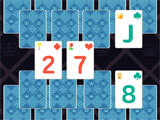 Theme Solitaire: Tower TriPeaks gameplay