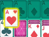 Making an Ace Foundation in Live Solitaire