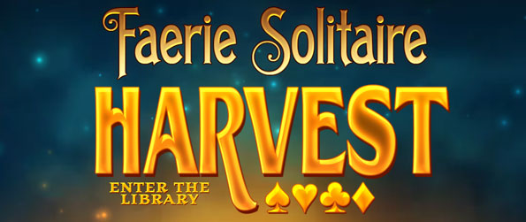 Faerie Solitaire Harvest Free - Save the faerie by clearing the board of any cards in this surprisingly strategic solitaire game, Faerie Solitaire Harvest Free!