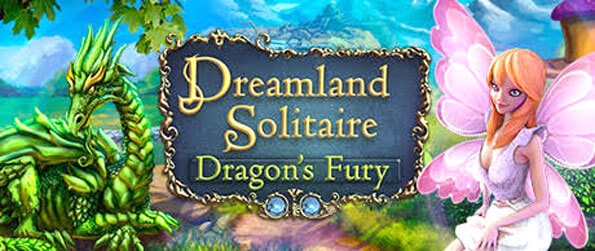 Dreamland Solitaire: Dragon's Fury - Enjoy this captivating solitaire game that's truly on another level in terms of quality.