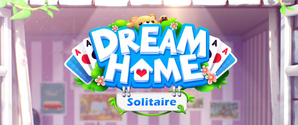 Dream Home - Solitaire - Enjoy this exceptional solitaire game that you'll be able to play in the comfort of your mobile device.