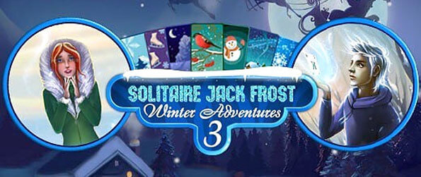 Solitaire Jack Frost: Winter Adventures 3 - Enjoy this mesmerizing solitaire game that'll have you thoroughly captivated for hours upon hours.