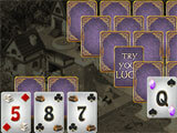 Kingdom Builders: Solitaire challenging level