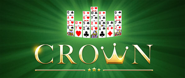 Crown Solitaire - Play this engrossing solitaire game that you can enjoy on the go on your phone whenever you have some time on your hands.