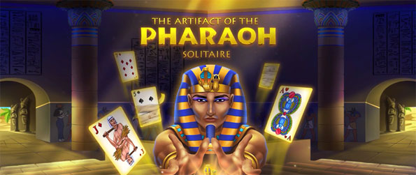 The Artifact of the Pharaoh Solitaire - Journey across the lands of ancient Egypt in this phenomenal solitaire game that doesn't disappoint.