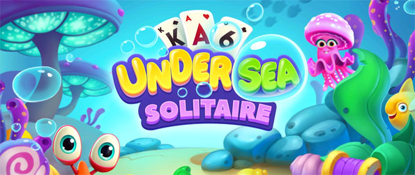 Undersea Solitaire Tripeaks - Get hooked on this phenomenal mobile based slots game that'll take you deep underwater.