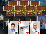 The Deceptive Daggers: Solitaire Murder Mystery gameplay