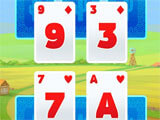 Solitaire: Texas Village fun level