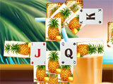 Solitaire Beach Season: A Vacation Time challenging level