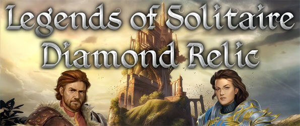 Legend of Solitaire: Diamond Relic - Play this exciting solitaire game that's sure to have you immersed from the second you start playing.