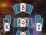 Solitaire Magic Story challenging level