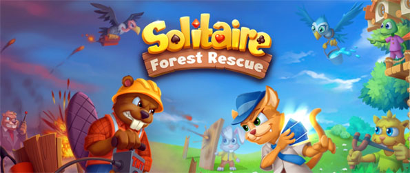 Solitaire: Forest Rescue Tripeaks - Rebuild the forest in this epic solitaire game that's definitely a cut above the rest.