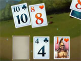 Athens Solitaire gameplay