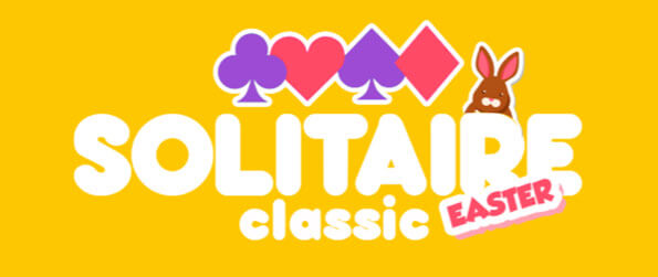 Solitaire Classic Easter - Enjoy a classic game of solitaire but with a fun Easter theme!