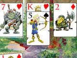 Gameplay for Legends of Solitaire: The Lost Cards