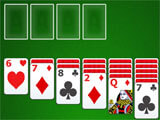 Solitaire Classic Patience gameplay