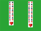 Google Solitaire gameplay