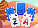 Solitaire Candy gameplay