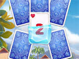 Solitaire Cruise: Classic Tripeaks challenging level