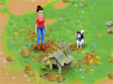 Solitaire Pet Haven starting off