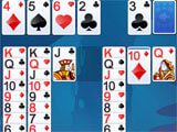 Solitaire by Kings Solitaire Game gameplay