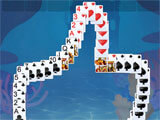Solitaire by Kings Solitaire Game completing the objective