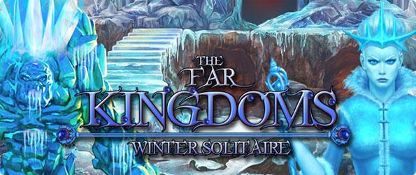 The Far Kingdoms: Winter Solitaire - Save the kingdom from the ice queen in a brilliant solitaire adventure.