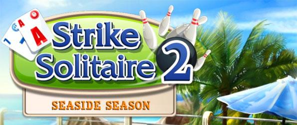 Strike Solitaire 2: Seaside Season - Enjoy a fun new twist on the solitaire game and see if you can strike out in this brilliant game.