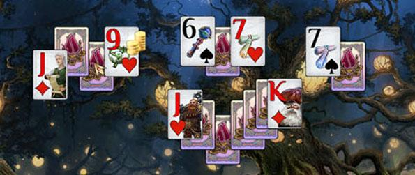 The Far Kingdoms: Age of Solitaire - Enjoy an addictive and fun filled solitaire experience that is sure to please.
