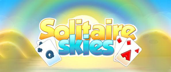 Solitaire Skies - Solve really fun and well-designed layouts in this high quality solitaire experience.