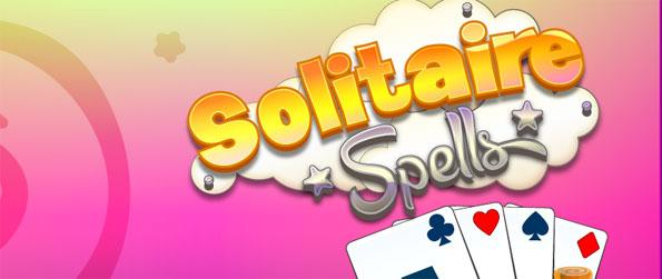 Solitaire Spells - Enjoy a fun filled solitaire experience with a unique twist to it.