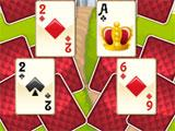 Gameplay for Neverland Solitaire