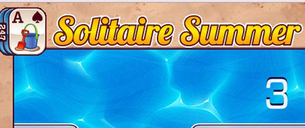 Summer Solitaire - Relive the memories of summer while playing Solitaire with the summer-theme cards.
