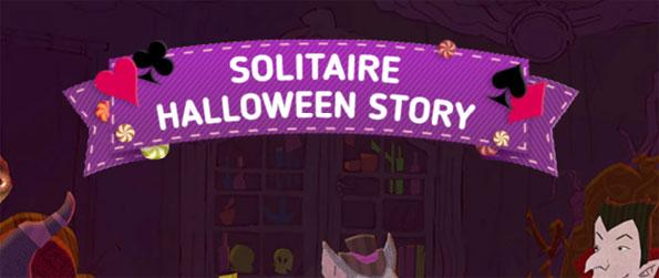 Solitaire Halloween Story - Find the special cards and score the highest in the levels.