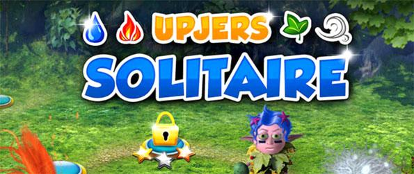 Upjers Solitaire - Play this exciting solitaire game that'll test your skills and provide you with a very enjoyable experience.