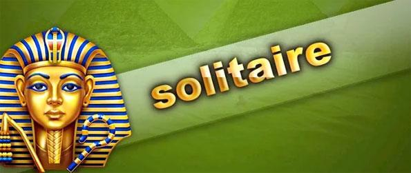 Solitaire: Pharaoh - Play this fun filled solitaire game that'll keep you hooked for hours upon hours.