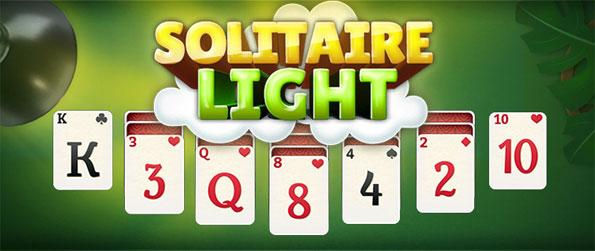 Solitaire Light - Enjoy this classical solitaire game that'll take you back to the very roots of the genre.