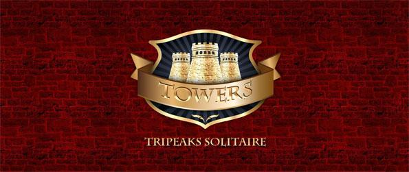Towers: TriPeaks Solitaire - Remove all the cards from the board before time runs out in Towers: TriPeaks Solitaire.