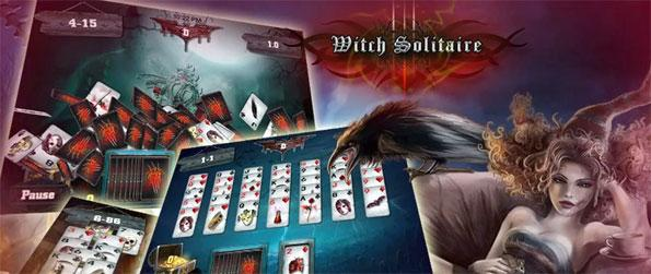 Witch Solitaire - Enjoy this exciting solitaire game that will live up to all your expectations.