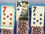 Become the King in Solitaire Blitz!