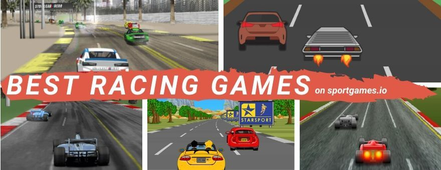 Best Racing Games on SportGames.io! large