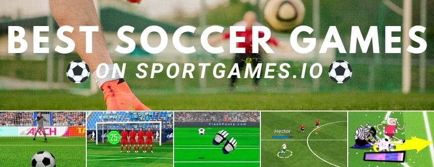 Best Soccer Games on Sportgames.io! large