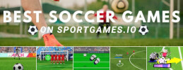 Best Soccer Games on Sportgames.io! thumb
