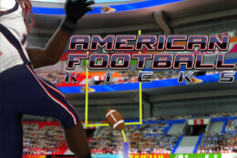 American Football Kicks thumb