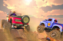 Ultimate MMX Heavy Monster Truck thumb