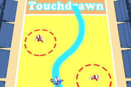 Touchdrawn thumb