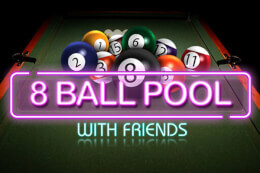 8 Ball Pool with Friends thumb