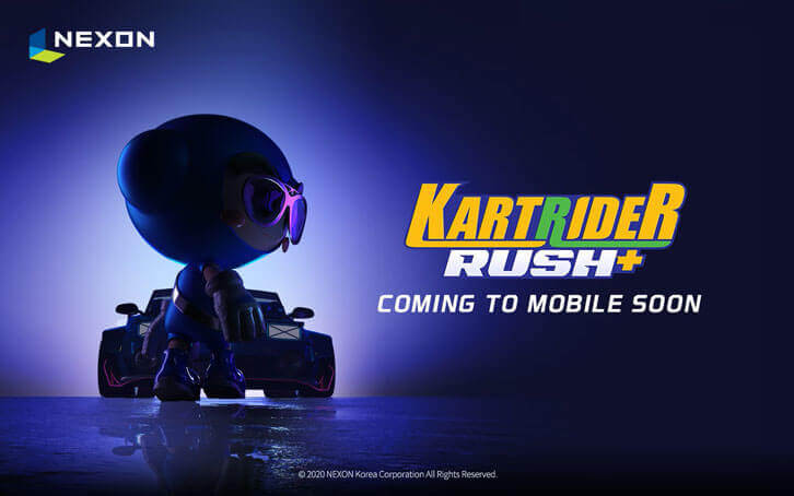 Pre-Registration for Kartrider Rush+ Under Starters Orders