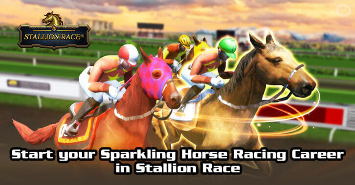 What fun! Download Stallion Race now to get your rare horse